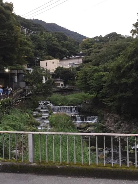 箱根湯本 弥栄橋