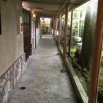 箱根湯本 玉庭 廊下