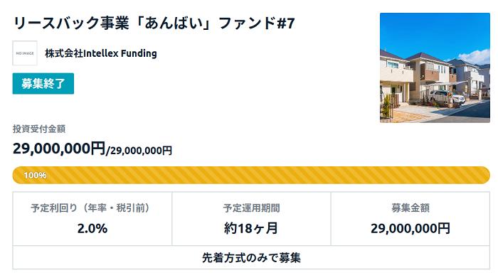funds×あんばいファンド